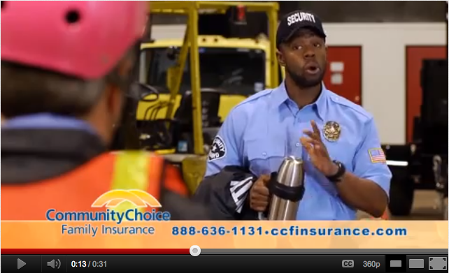 CCFI New Commercial